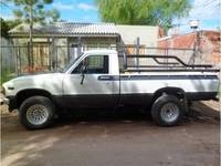 vendo  toyota hilux modelo 81 - Camiones / Industriales - Gualeguaychú