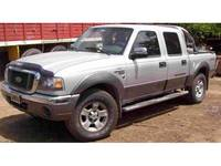 ford Ranger doble cabina 4x4 limited - Camiones / Industriales - Charata