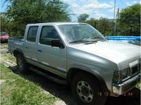 Pick UP Nissan diesel 2.7 doble cabina 4x4  mod 1996 - Camiones / Industriales - Salta