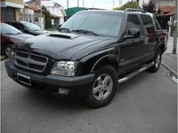 Chevrolet S10 Límited 2008 2.8 Tdi 4x4 Electronic, Impecable - Camiones / Industriales - Caucete