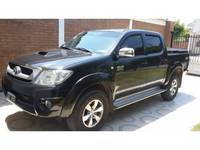 toyota hilux srv 4x2 mod 2010 muy buena - Camiones / Industriales - Tucumán