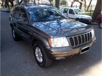 GRAND  CHEROKE LIMITED  MOD 2000 $ 125000 - Camiones / Industriales - Gualeguaychú