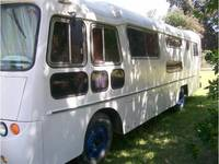 motor home mercedes benz 1114 - Camionetas / 4x4 - General Pico