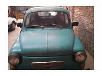 VENDO O PERMUTO FIAT 600 - Autos - Barracas