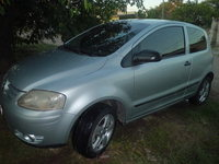 VENDO VW FOX CONFORLINE 1.6 AÑO 2007 -3PTAS GRIS - Autos - Villa Ángela