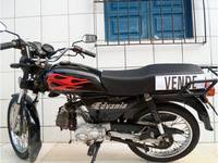 vendo Dafra super 100 ano 2008/2009 - Motos - Maceió