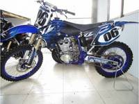 yzf 250 ANO 2005 - Motos - Brusque