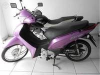 Honda Biz 125 KS F.INJECTION MIX - 2012 - Motos - Ribeirão Preto
