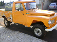Pick-up Willys F-75 6cc - Camionetes / Furgões - Guarapuava