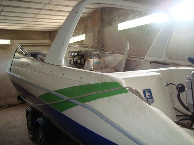 VENDO LACHA RUNNER 750 - Barcos / Lanchas - Joinville