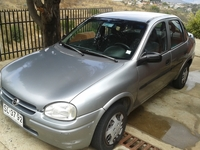 vendo optimo chevrolet corsa1998 sedan - Autos - Viña del Mar
