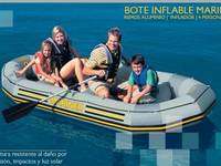 BOTE INFLABLE 4 - 5 Personas - Barcos / Náutica - Cundinamarca