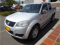 Great Wall - Wingle 5 - Disel 4x4 - modelo 2012 plateada - Camiones / Industriales - Bello