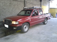 vendo mazda B 2200 4X2 - Autos - Quito