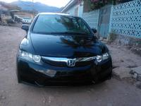Ganga honda civic 2009 recién ingresado - Autos - Comayagua
