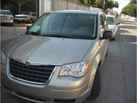 CHRYSLER TOWN & COUNTRY LX 2008 - Carros - Guasave