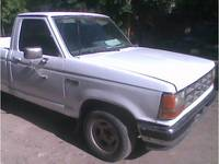 ford ranger 1989 6 cilindros standard  - Carros - Guasave