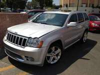 Jeep Grand Cherokee SRT-8 6.1 2008 - Carros - Zapopan