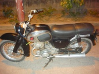 vendo Moto Honda Dream 3005 Clasica 1960 - Motos / Scooters - Managua