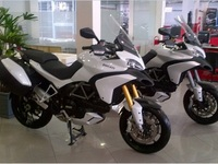 Vendo Moto Ducati Multistrada 1200 S Touring 2do Uso - Motos / Scooters - Lima