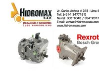 BOMBA           REXROTH  - Camiones / Industriales - Lima