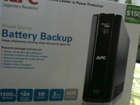 APC Battery Backup - Computadoras / Informática - Carolina