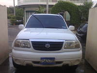 Suzuki Grand vitara año 2001 - Autos - Sonsonate