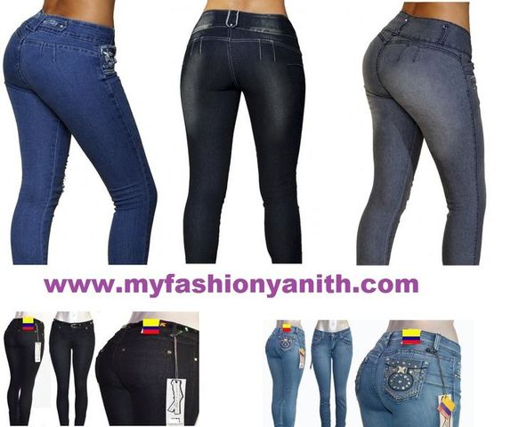PANTALONES COLOMBIANOS  - Ropa / Accesorios - Carlyle