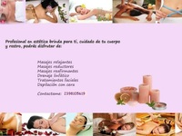 !!!MASAJES REDUCTORES!!! - Terapias / Yoga - Fort Myers